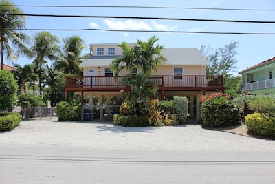 White Marlin Beach House - Front View