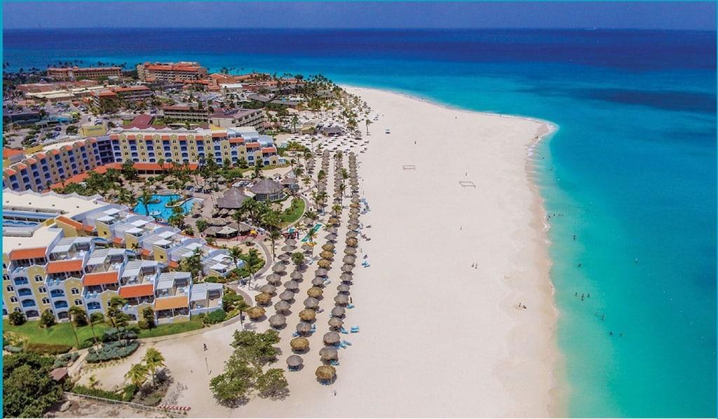 Costa Linda Beach Resort In Aruba Oranjestad West