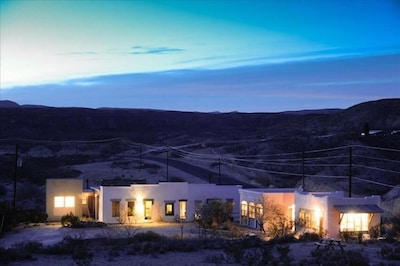 Terlingua House, Your Own Big Bend Lodge!