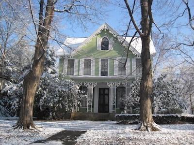 Lapp's Victorian House