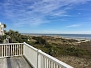 VIEW FROM BEACHFRONT DECK