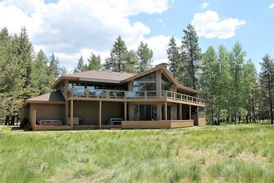 Warbler Meadow House.