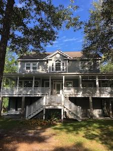 Stono River House