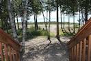 100 feet of Lake Huron waterfront
