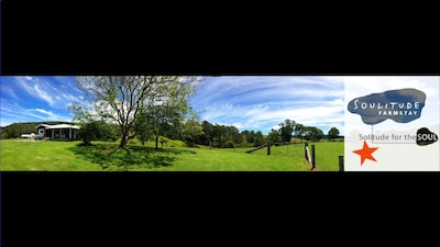 SOULitude Farm, Big Skies & even BIGGER Views