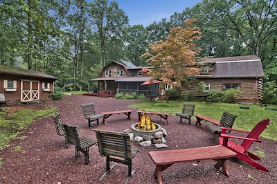 Robin Hood Lakes, Jonas, Albrightsville, Pennsylvania, United States of America