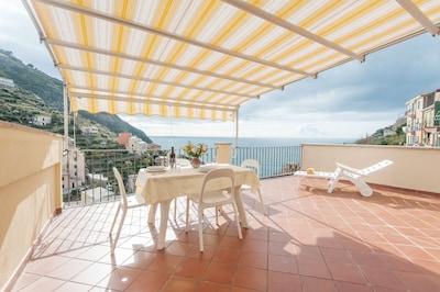Corniglia Station, Vernazza, Liguria, Italy