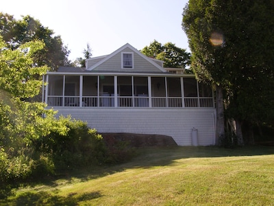 Georgetown Grey House