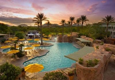 Marriott's Canyon Villas, Phoenix, Arizona, United States of America