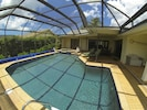 Pool & Jacuzzi fully renovated in April 2016, with beautiful Pebble Tec Finish.