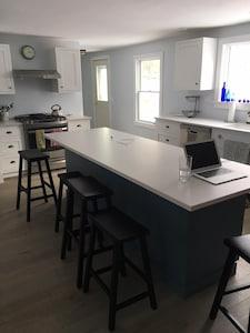 2017 renovated kitchen