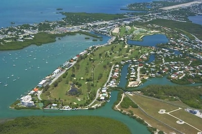 Aerial View of Property - Boot Key Harbor