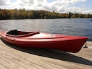 Kayak:: free to use. Paddle and life jackets on site.
