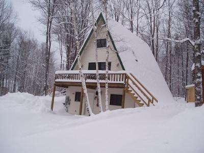 Fresh Snow December 2007
