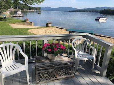 Newfound Lake, Bristol, New Hampshire, United States of America