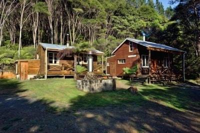 Bush Lodge2 on the left