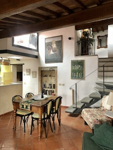 Your home in Tuscany