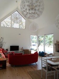 Living room - overview