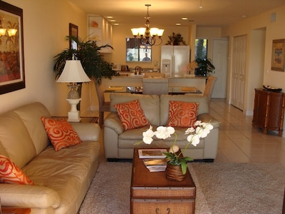 Professional decorating, light and bright!