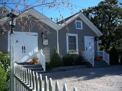 Carriage House with off street parking