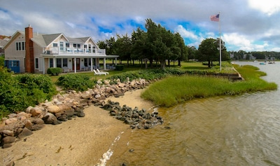 View of Harbor House in the Summer.    -All photos by Robert Bardelmeier