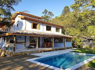 Casa Esperanca Historical Place, Sao Sebastiao, Sao Paulo State, Brazil