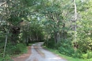 Private road, as you  enter  our property,  to SANDY COVE COTTAGE on the ocean.