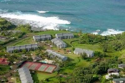 Cliffs Resort Ocean  Condo Property on 22 Acres Tropical Ocean Bluffs Cul de Sac