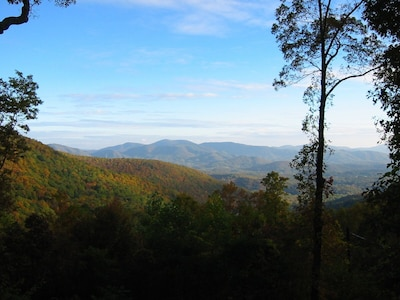 One of the best views in western North Carolina