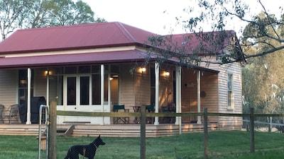 Lottie's Cottage at Baranduda Homestead