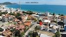 Vista Aérea  -  Villa Verão  -  Casa AMARELA.