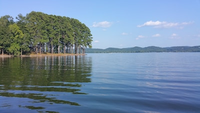 View of Lake from Dock