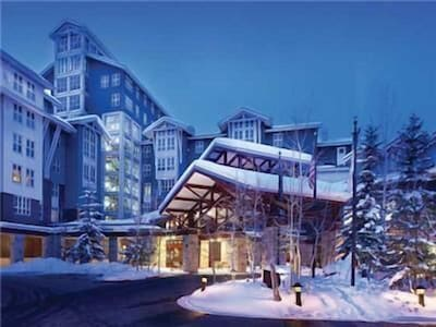 Marriott's Mountainside, Park City, Utah, United States of America