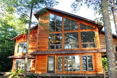 Whispering Pines on Lake Superior