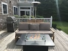 Gas Grill / Gas Fire Pit
