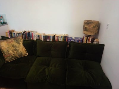 Guest private living room