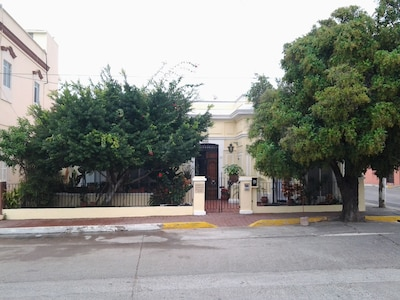 Front of Casa 2015