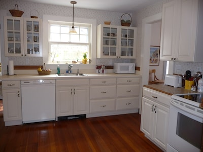 Kitchen (Recently remodeled)