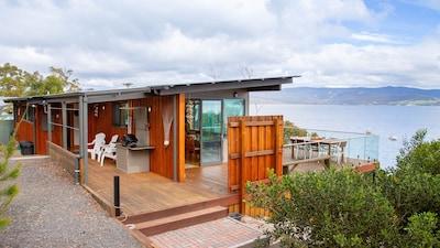 Oyster Cove Marina, Kettering, Tasmania, Australia
