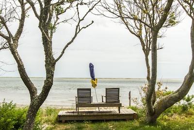 Inviting views of Nauset Beach