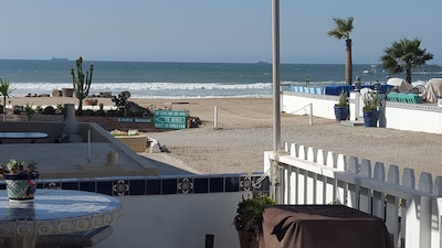 Renee's, Playas de Rosarito, Basse-Californie du Nord, Mexique