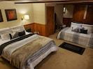 Basement 3rd Room (Queen Bed & Trundle Bed)