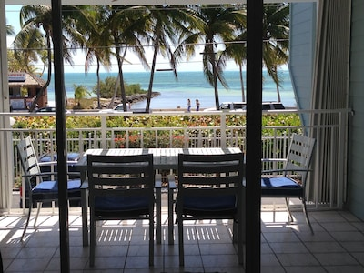 Your balcony and ocean view