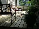 unit 1 outside patio