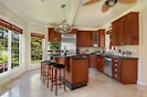 Kitchen, equipped with top of the line appliances