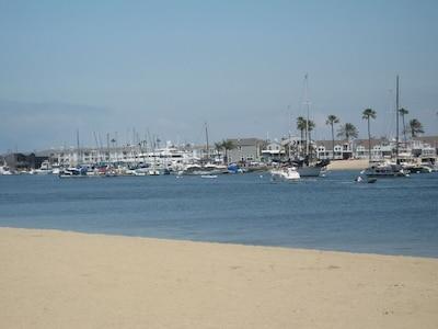 Newport Bay - Mother's Beach