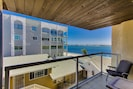 View of Mission Bay / Sail Bay from Living Room and Balcony