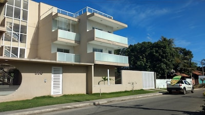 Apartamento Novo no Paraíso do Surf