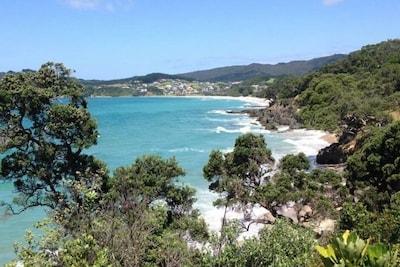 Langs Beach, Northland, Nouvelle-Zélande