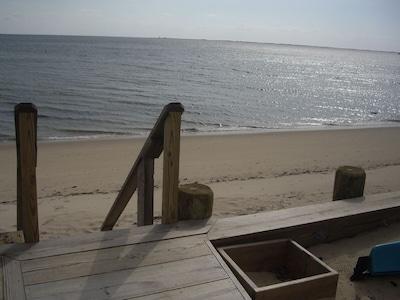 Bay Beach Access